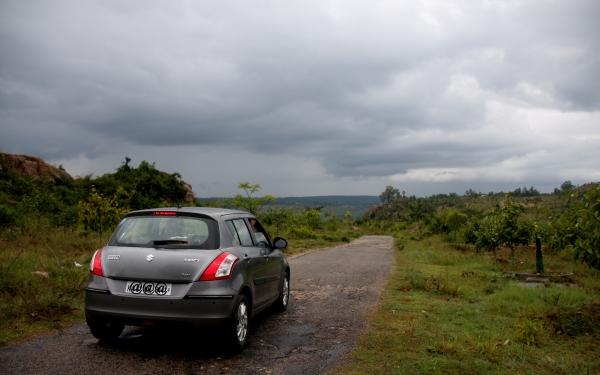 ಮೇಲುಕೋಟೆ: ಮಳೆರಾಯನ ಜೊತೆ ಮಾತುಕಥೆ